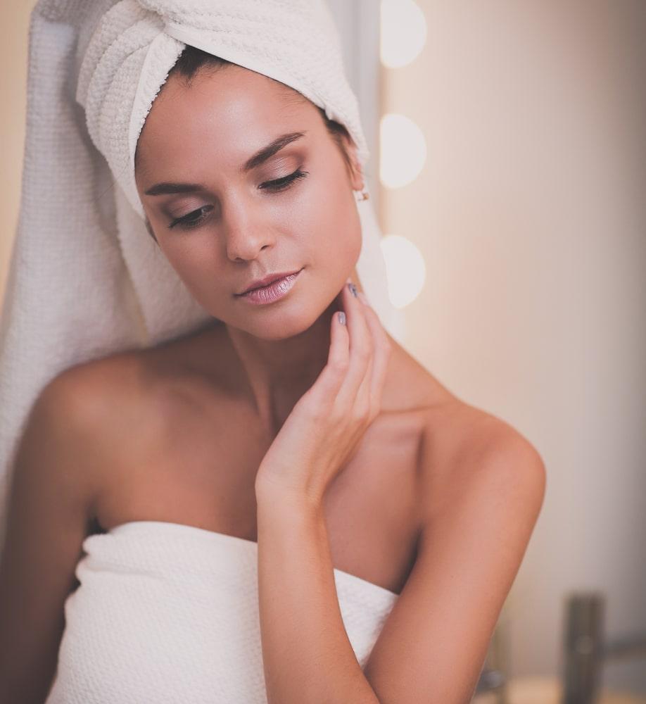 עור פנים יבש: סיבות וטיפול