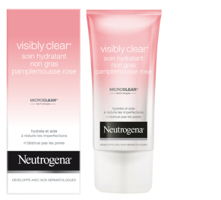 Visibly Clear® Pink Grapefruit Efficiency | Neutrogena®