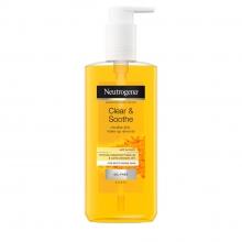 ניוטרוג'ינה ® Clear & Soothe</br> ג'ל מיסלרי לניקוי והסרת איפור