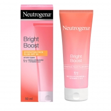 Neutrogena Bright Boost</br> ג'ל לחות נוזלי SPF30