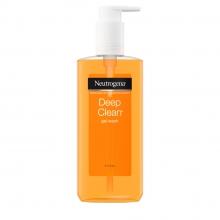 ניוטרוג'ינה® Deep Clean תרחיץ ג'ל לניקוי עמוק ויסודי