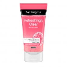 ניוטרוג'ינה® Refreshingly Clear תרחיץ גרגירים מרענן במיוחד בניחוח אשכולית ורודה