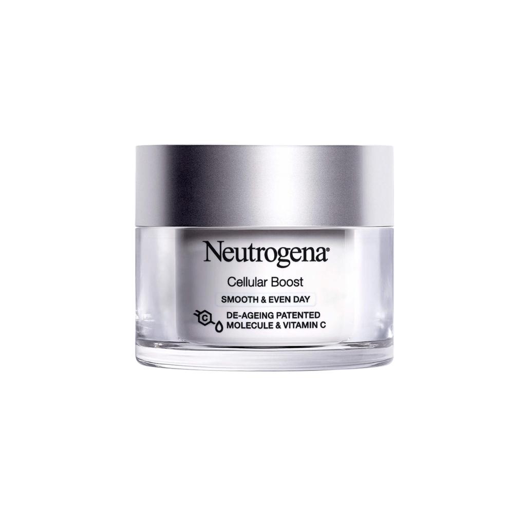ניוטרוג'ינה ®  Cellular Boost קרם יום לחידוש העור (אנטי אייג'ינג) עם מקדם הגנה SPF-20